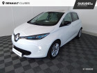 Renault Zoe Zen charge normale R90 Blanc à Cluses 74
