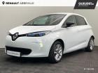Renault Zoe Zen charge normale R90 Blanc à Abbeville 80
