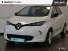 Renault Zoe Zen charge normale Blanc à Corbeil-Essonnes 91