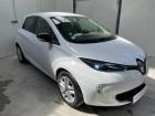 Renault Zoe Zen Charge Rapide Gamme 2017 Blanc à QUIMPER 29