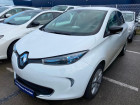 Renault Zoe Zen charge rapide Type 2 Blanc à Barberey-Saint-Sulpice 10