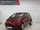 Renault Zoe Zen Gamme 2017 Rouge à BAYONNE 64