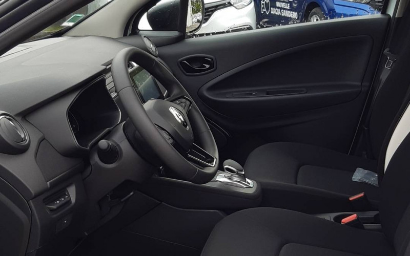 Renault Zoe Zoe R110 Achat Intégral - 21 Life 5p Blanc occasion à Condom - photo n°7
