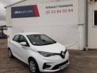 Renault Zoe Zoe R110 Achat Intégral Business 5p Blanc à Sainte-Bazeille 47