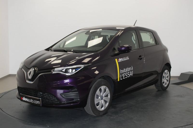 Renault Zoe Zoe R110 Achat Intégral Business 5p Violet occasion à Pau
