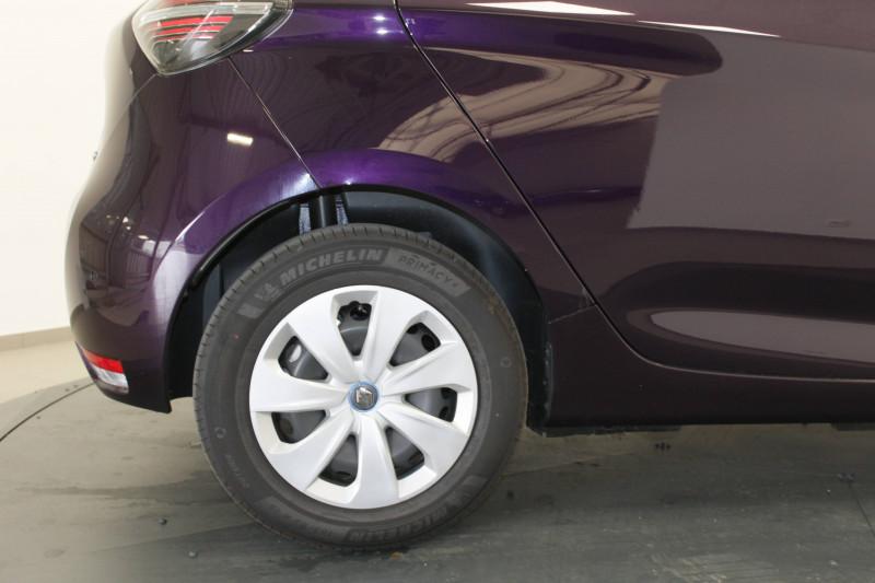 Renault Zoe Zoe R110 Achat Intégral Business 5p Violet occasion à Pau - photo n°7