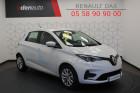 Renault Zoe Zoe R110 Zen 5p Blanc à DAX 40
