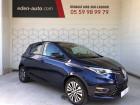 Renault Zoe Zoe R135 Achat Intégral Exception 5p Bleu 2020 - annonce de voiture en vente sur Auto Sélection.com