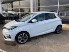 Renault Zoe Zoe R135 Intens 5p Blanc à Agen 47