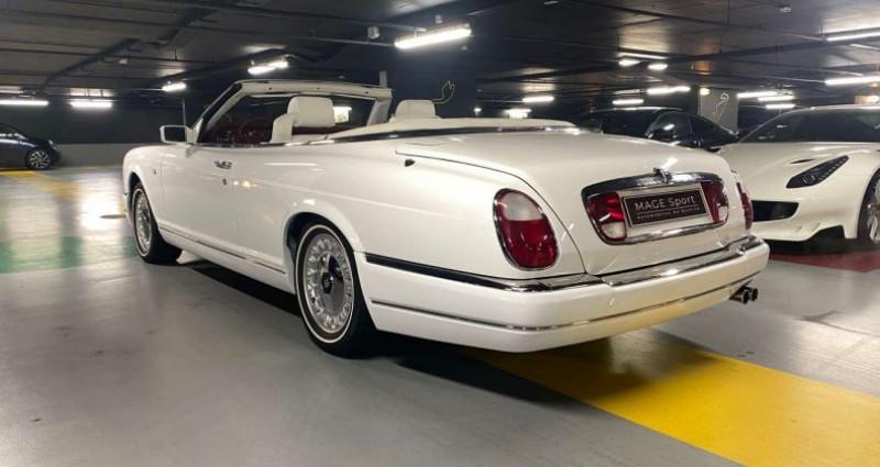 Rolls royce Corniche 6.7i V8 A Blanc occasion à PARIS - photo n°3