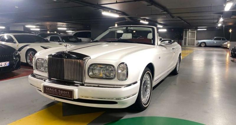 Rolls royce Corniche 6.7i V8 A Blanc occasion à PARIS