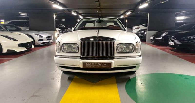 Rolls royce Corniche 6.7i V8 A Blanc occasion à PARIS - photo n°2
