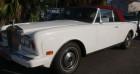 Rolls royce Corniche 6.8 V8 Blanc à Villeneuve Loubet 06