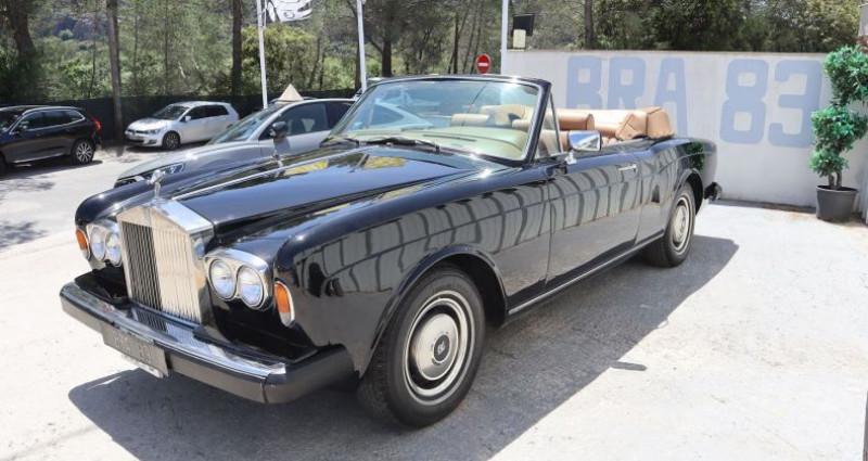 Rolls royce Corniche 6.8 V8 Noir occasion à Le Muy - photo n°3