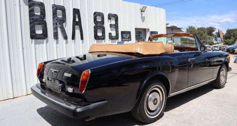 Rolls royce Corniche 6.8 V8 Noir occasion à Le Muy - photo n°4