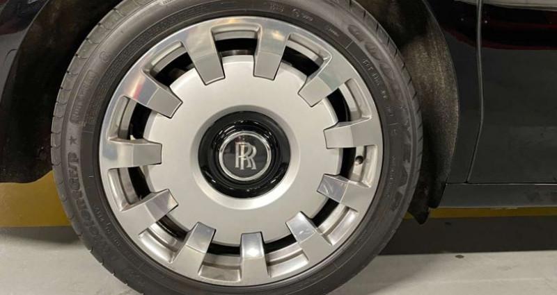 Rolls royce Ghost 6.6 V12 570ch SWB A Noir occasion à PARIS - photo n°7