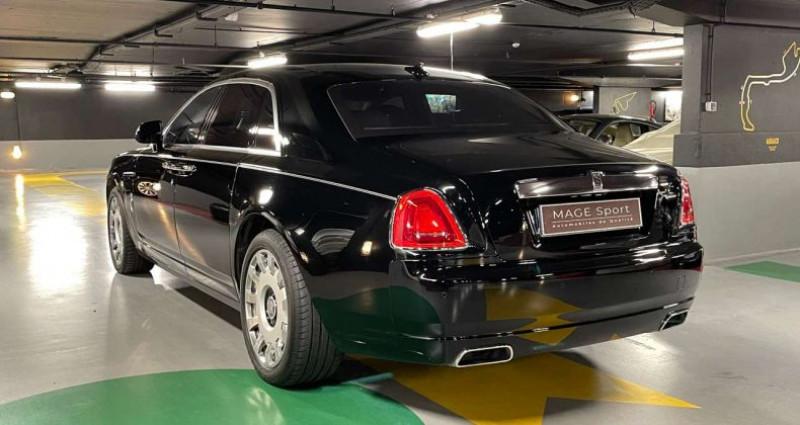 Rolls royce Ghost 6.6 V12 570ch SWB A Noir occasion à PARIS - photo n°4