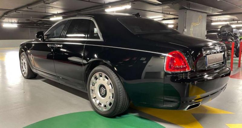 Rolls royce Ghost 6.6 V12 570ch SWB A Noir occasion à PARIS - photo n°3