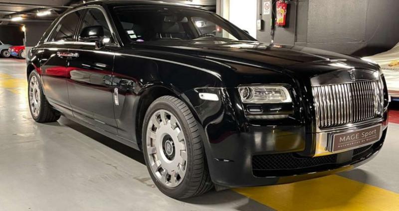 Rolls royce Ghost 6.6 V12 570ch SWB A Noir occasion à PARIS - photo n°2
