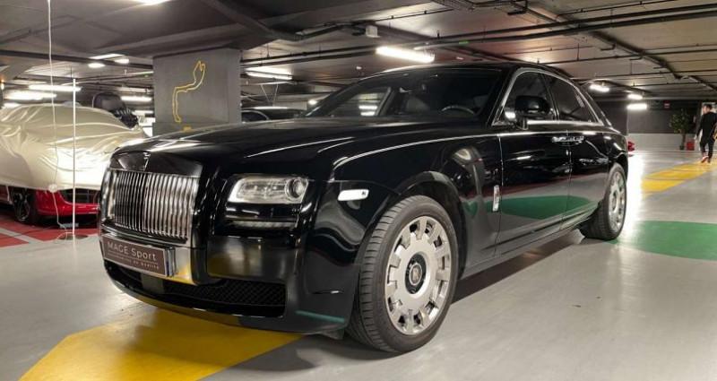 Rolls royce Ghost 6.6 V12 570ch SWB A Noir occasion à PARIS