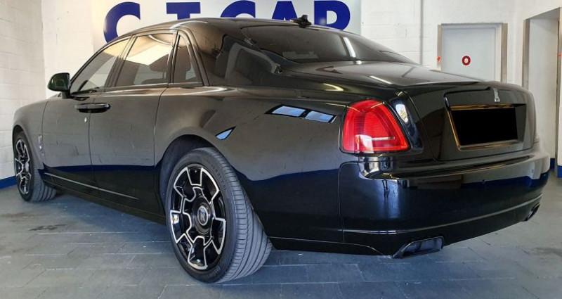 Rolls royce Ghost BLACK BADGE Noir occasion à Hesperange - photo n°3