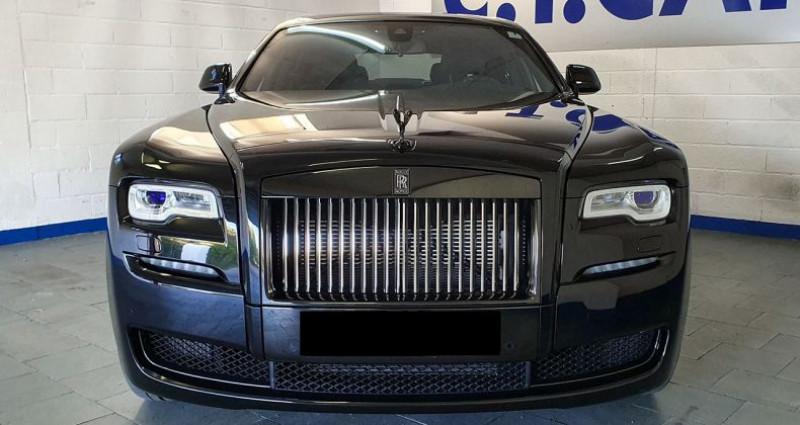 Rolls royce Ghost BLACK BADGE Noir occasion à Hesperange - photo n°2