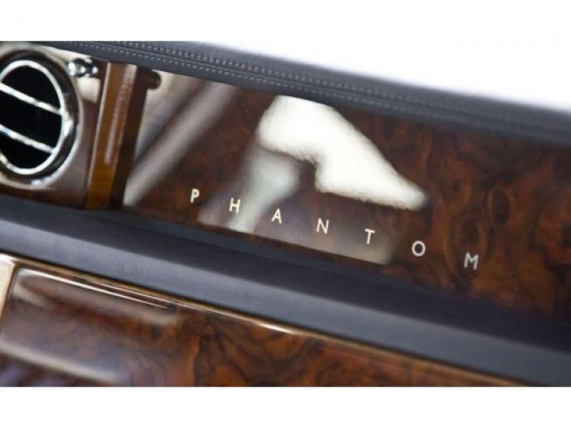 Rolls royce Phantom 6.75 V12 Noir occasion à BEAUPUY - photo n°8
