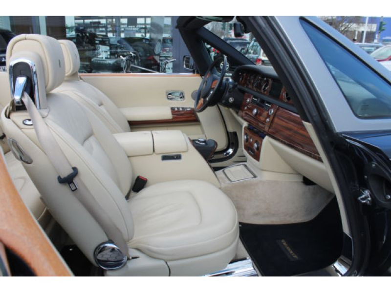 Rolls royce Phantom 6.75 V12 Gris occasion à BEAUPUY - photo n°5