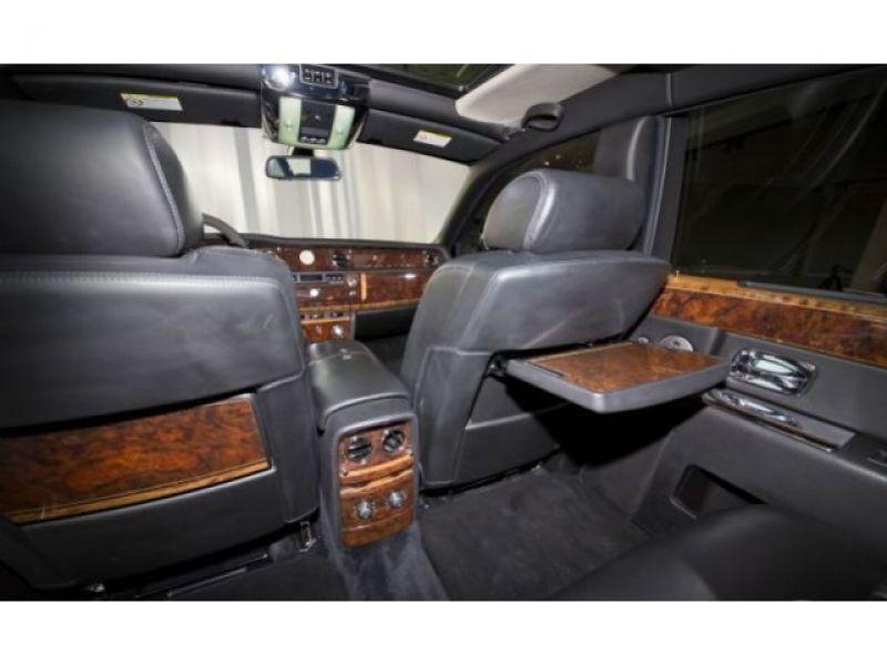 Rolls royce Phantom 6.75 V12 Noir occasion à BEAUPUY - photo n°6