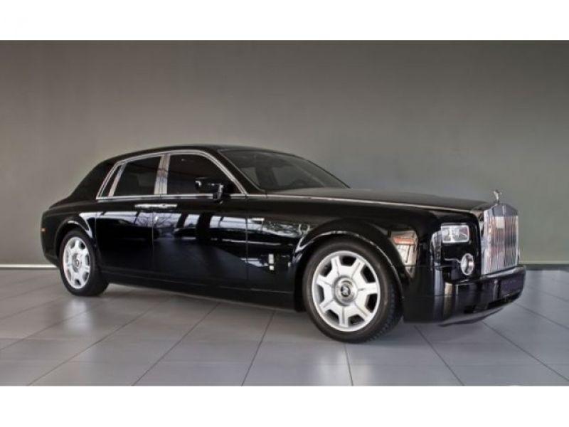 Rolls royce Phantom 6.75 V12 Noir occasion à BEAUPUY