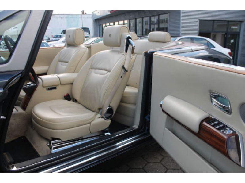 Rolls royce Phantom 6.75 V12 Gris occasion à BEAUPUY - photo n°6