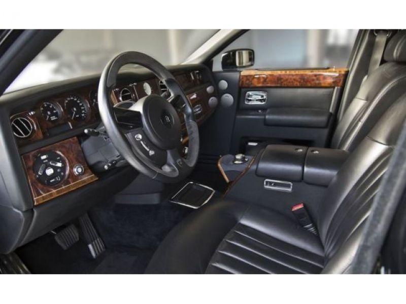 Rolls royce Phantom 6.75 V12 Noir occasion à BEAUPUY - photo n°2