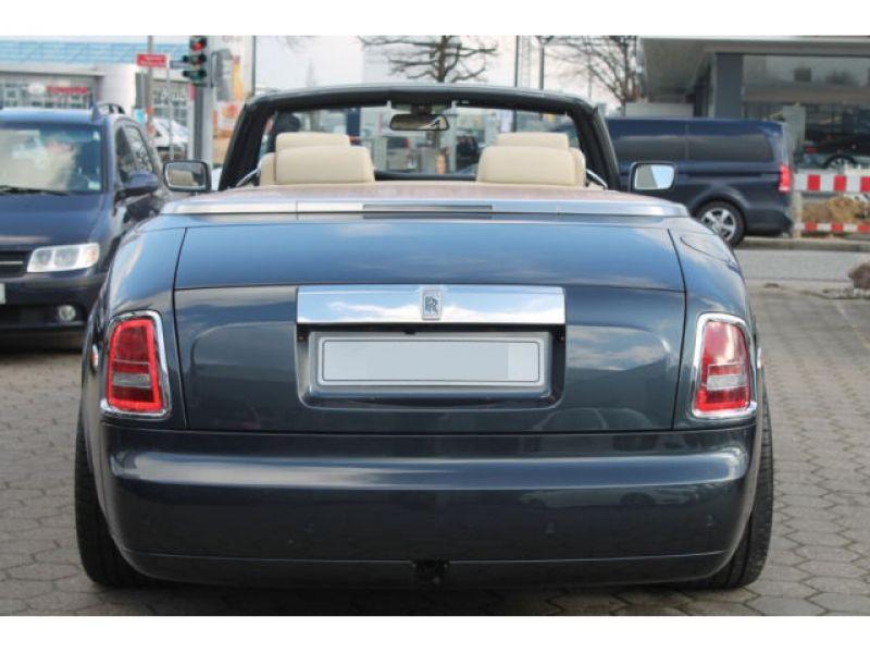Rolls royce Phantom 6.75 V12 Gris occasion à BEAUPUY - photo n°9