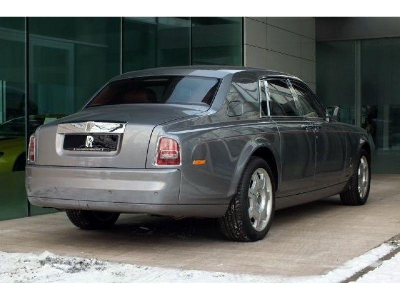 Rolls royce Phantom 6.75 V12 Gris occasion à BEAUPUY - photo n°3