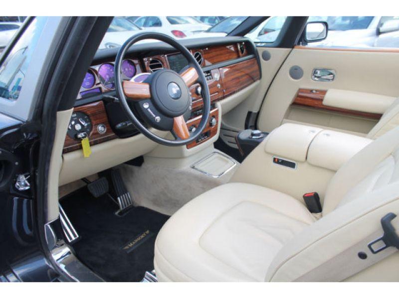 Rolls royce Phantom 6.75 V12 Gris occasion à BEAUPUY - photo n°7