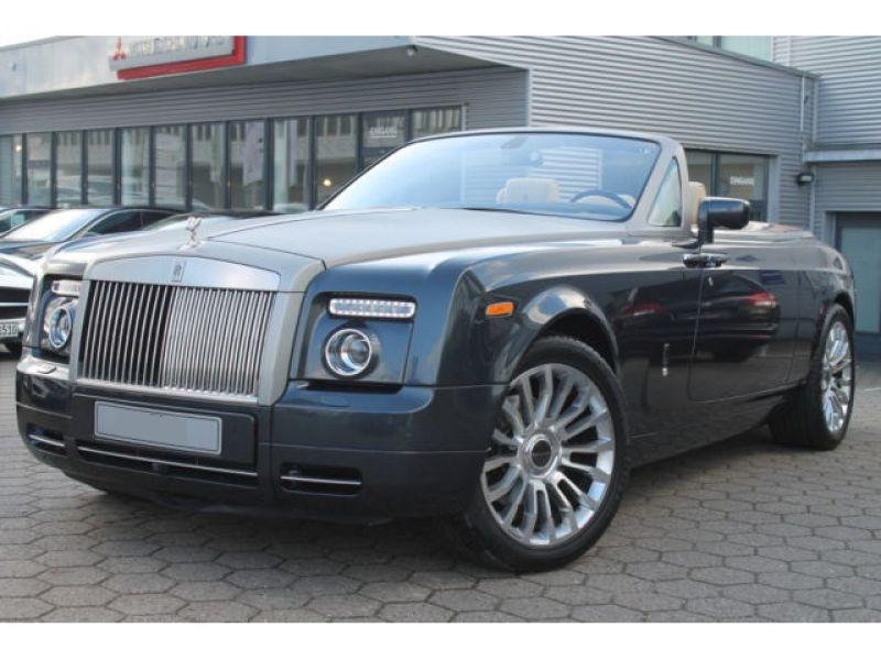 Rolls royce Phantom 6.75 V12 Gris occasion à BEAUPUY