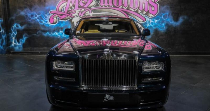 Rolls royce Phantom 6.8 V12 460 39CV Bleu occasion à CANNES - photo n°2