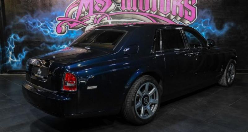 Rolls royce Phantom 6.8 V12 460 39CV Bleu occasion à CANNES - photo n°5