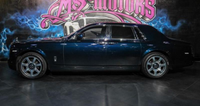 Rolls royce Phantom 6.8 V12 460 39CV Bleu occasion à CANNES - photo n°3