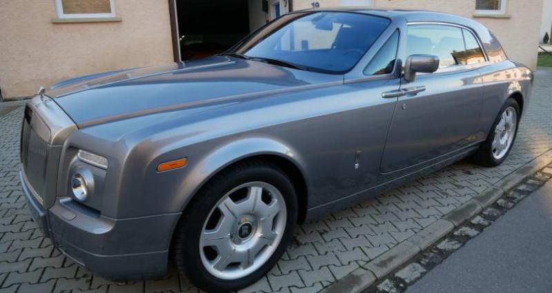 Rolls royce Phantom Coup? 6.75 V12 460, Starlight, Cam?ras avant/arri?re, DAB Argent occasion à Ersange