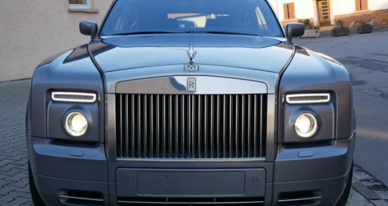 Rolls royce Phantom Coup? 6.75 V12 460, Starlight, Cam?ras avant/arri?re, DAB Argent occasion à Ersange - photo n°2