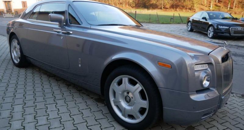 Rolls royce Phantom Coup? 6.75 V12 460, Starlight, Cam?ras avant/arri?re, DAB Argent occasion à Ersange - photo n°3