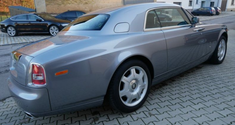 Rolls royce Phantom Coup? 6.75 V12 460, Starlight, Cam?ras avant/arri?re, DAB Argent occasion à Ersange - photo n°4