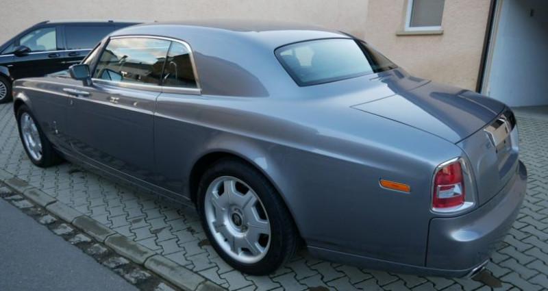 Rolls royce Phantom Coup? 6.75 V12 460, Starlight, Cam?ras avant/arri?re, DAB Argent occasion à Ersange - photo n°5