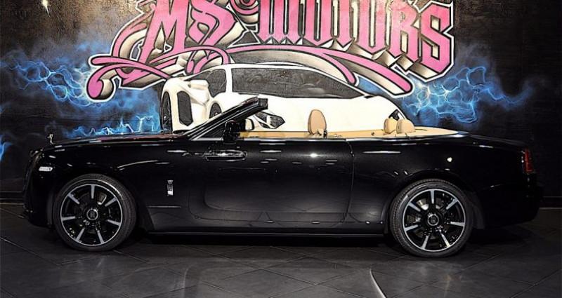 Rolls royce Silver Dawn V12 6.6 Noir occasion à CANNES - photo n°3
