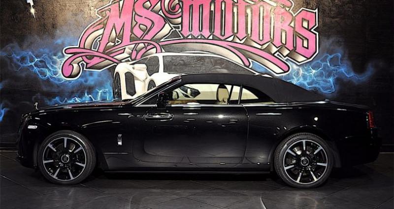 Rolls royce Silver Dawn V12 6.6 Noir occasion à CANNES - photo n°4