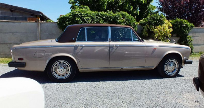 Rolls royce Silver Shadow 1977  occasion à Pouilly-les-Nonains - photo n°6