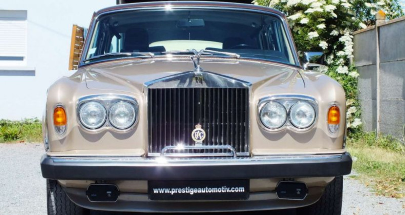Rolls royce Silver Shadow 1977  occasion à Pouilly-les-Nonains - photo n°2