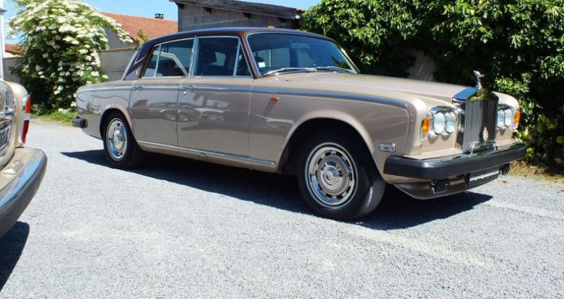 Rolls royce Silver Shadow 1977  occasion à Pouilly-les-Nonains - photo n°5