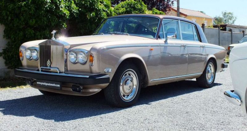 Rolls royce Silver Shadow 1977  occasion à Pouilly-les-Nonains